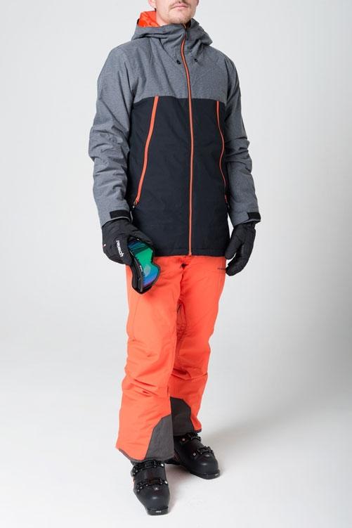 Lifestyle ski outfit