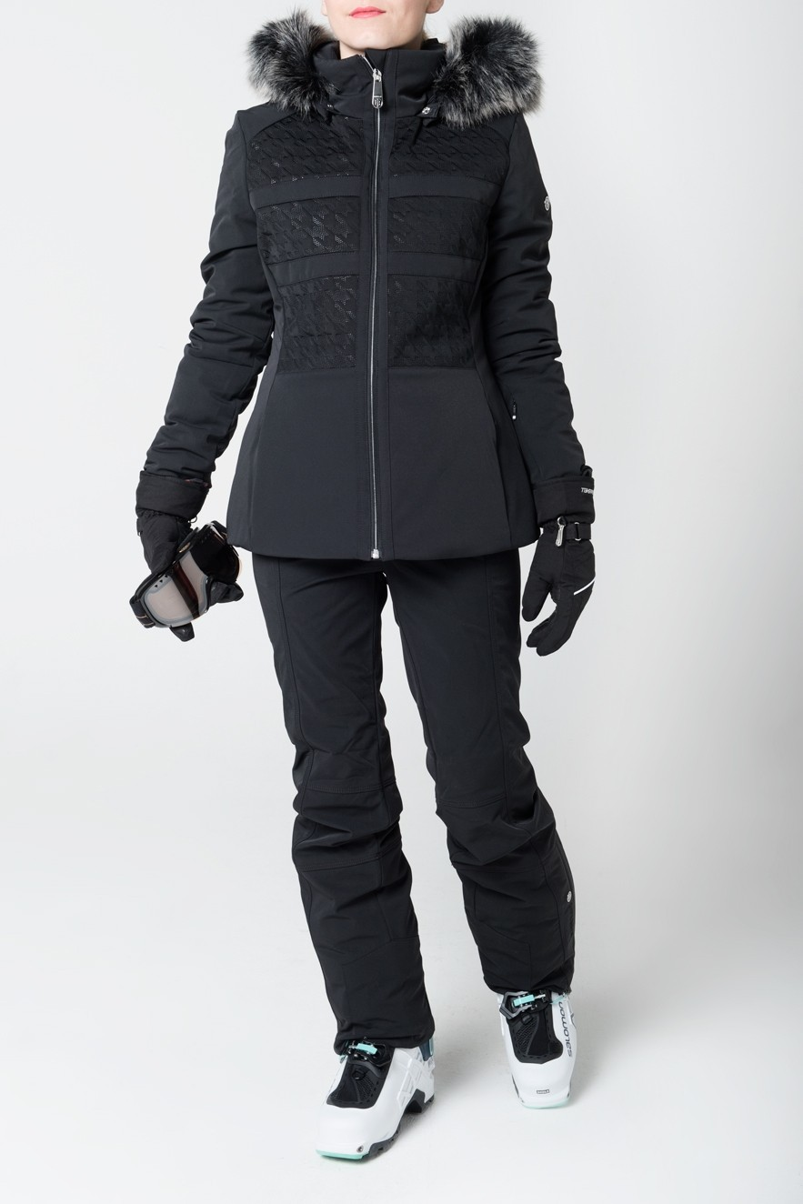 cea2fba89 Hire black ski outfit from Poivre Blanc for women – skichic.com