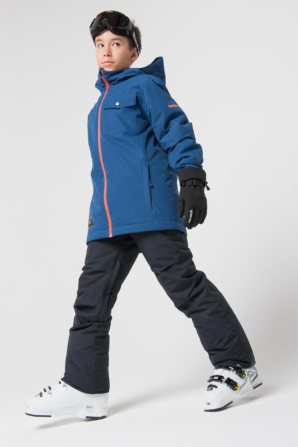 exclusive deals latest trends of 2019 novel style Boy ski outfit