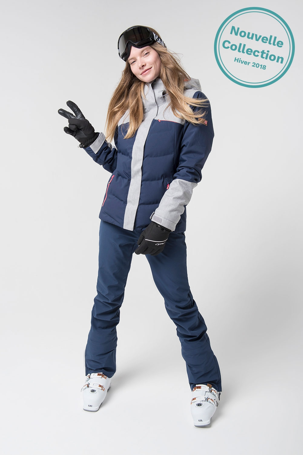 Ensemble de ski Lifestyle