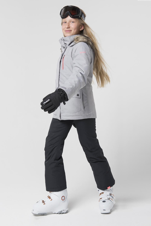 Girl ski outfit