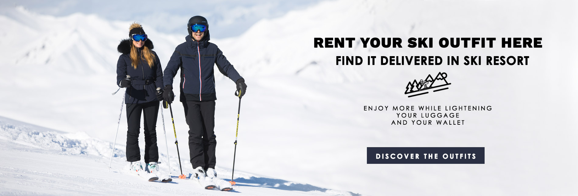ski clothing rental