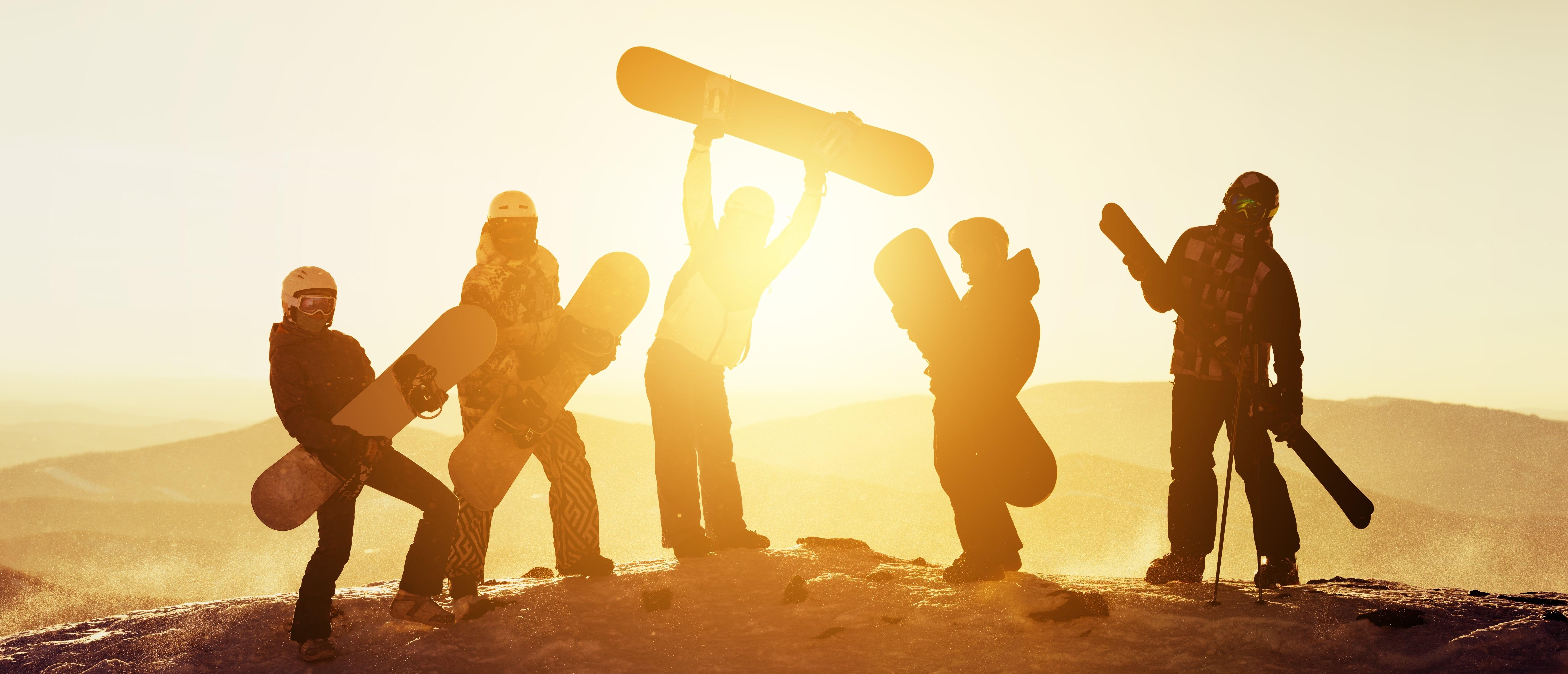 location vetement ski groupe