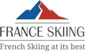 France Skiing Ski Chic